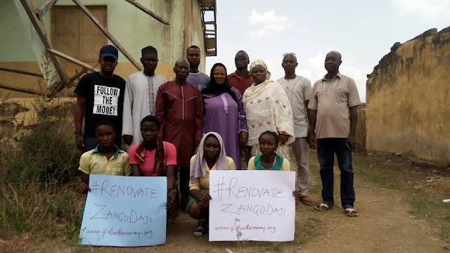 Follow the Money Initiative takes campaign to Zango-Daji Community