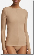 Alexander Wang for Heattech long sleeved fine ribbed crew neck top - other colours