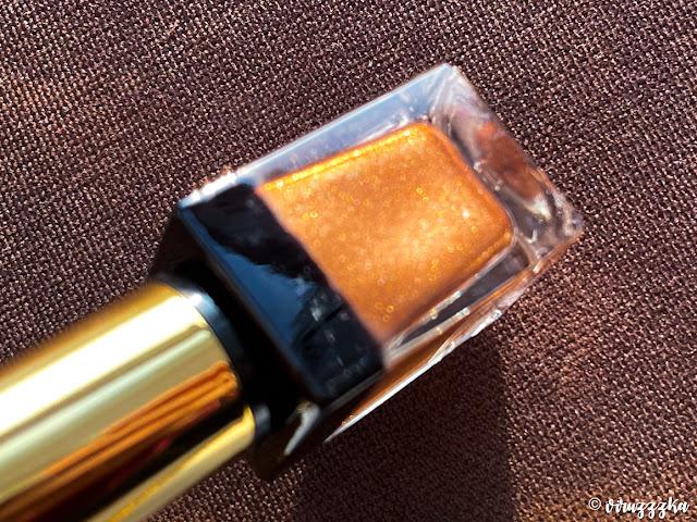 Eloise Beauty - Get Lit Metallic Foiled Liquid Eyeshadow - Pure Gold Review
