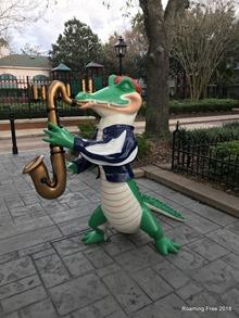 Alligator Jazz Band