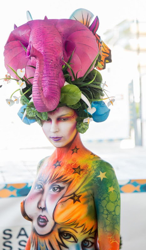 IMG_4921 Color Sea Festival Bodypainting 2018