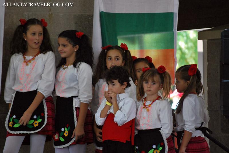bulgarian festival