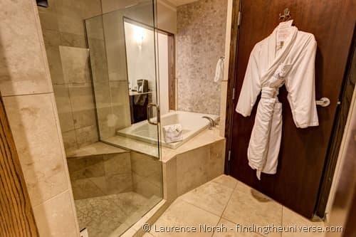 Bathroom in Colibri Hotel Cambria California