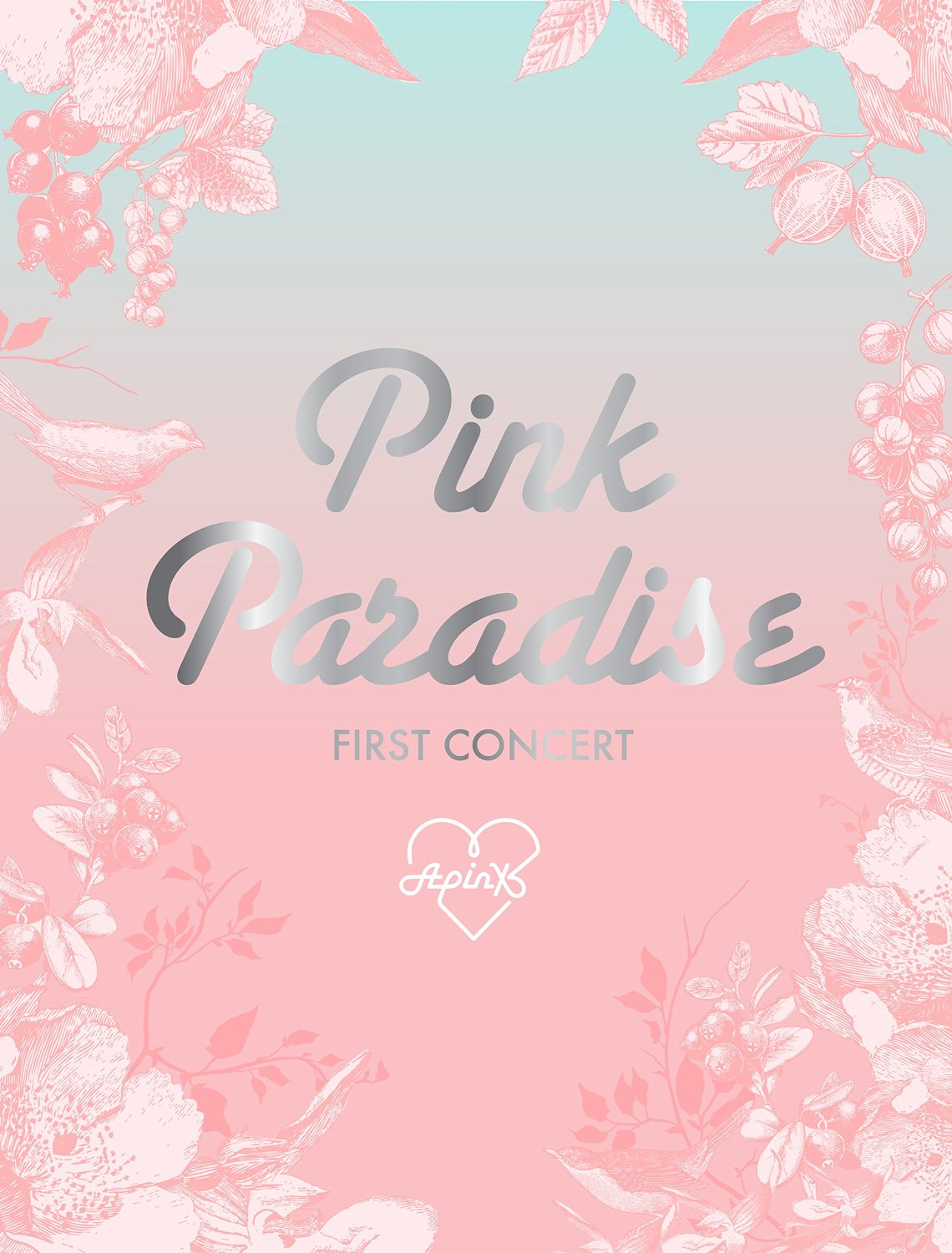 [DVD] APink – 1st Concert Live DVD [Pink Paradise] [ISO]