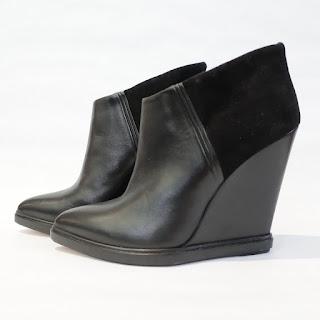 Bally Platform Leather Boots