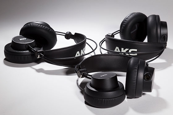 AKG foldable group 560