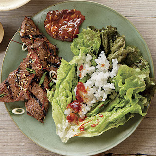 Korean Barbecued Beef Short Ribs (Kalbi)