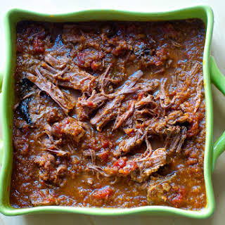Slow Cooker Firecracker Brisket.