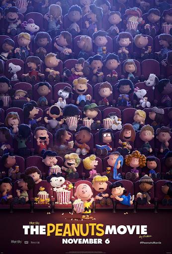 Ο Σνούπι και ο Τσάρλι Μπράουν - Πίνατς: Η ταινία (The Peanuts Movie)  Poster