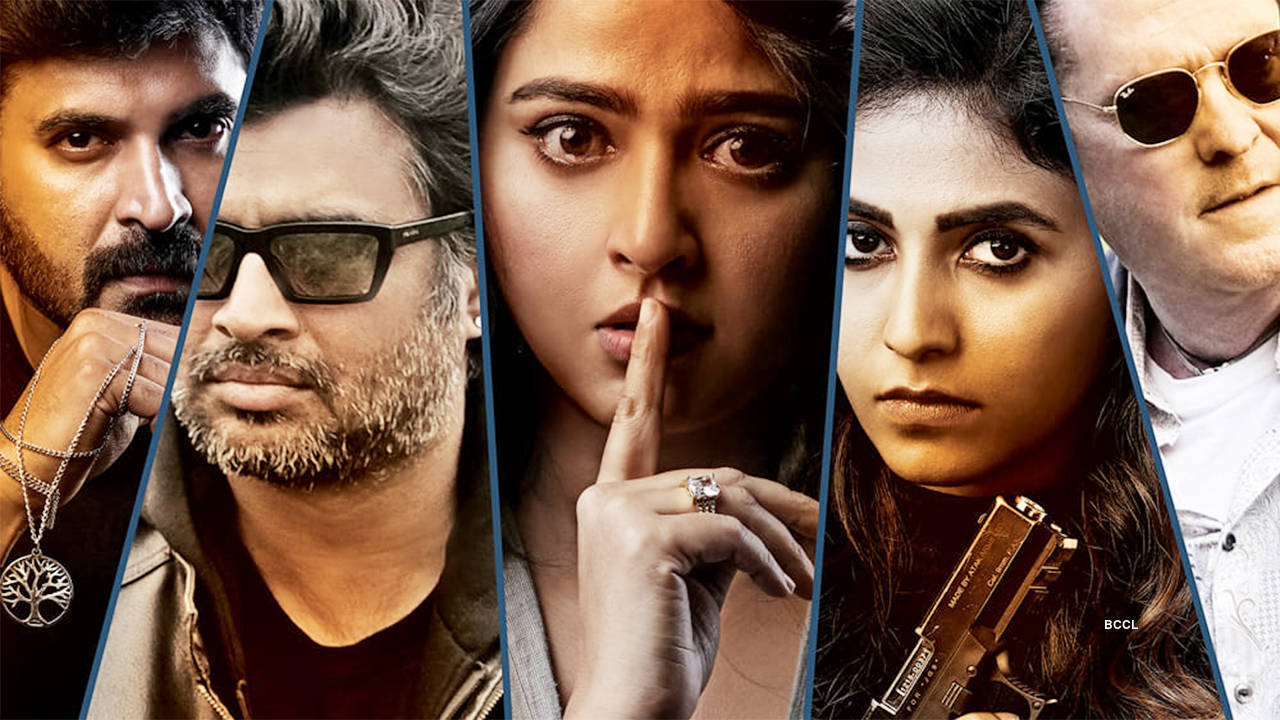 Nishabdham (Silence) Movie Review - Anushka Shetty
