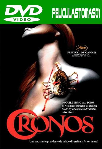 La invención de Cronos (1993) DVDRip