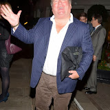WWW.ENTSIMAGES.COM -   Alan Brazil     at          The Football Extravaganza 2013 at Grosvenor House, 86-90 Park Lane, London October 29th 2013                                           Photo Mobis Photos/OIC 0203 174 1069