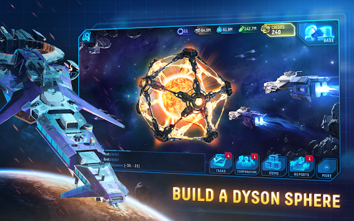 Stellar Age: MMO Strategy - screenshot