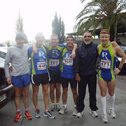2ª 10 Millas de Peralta- Enero 2012