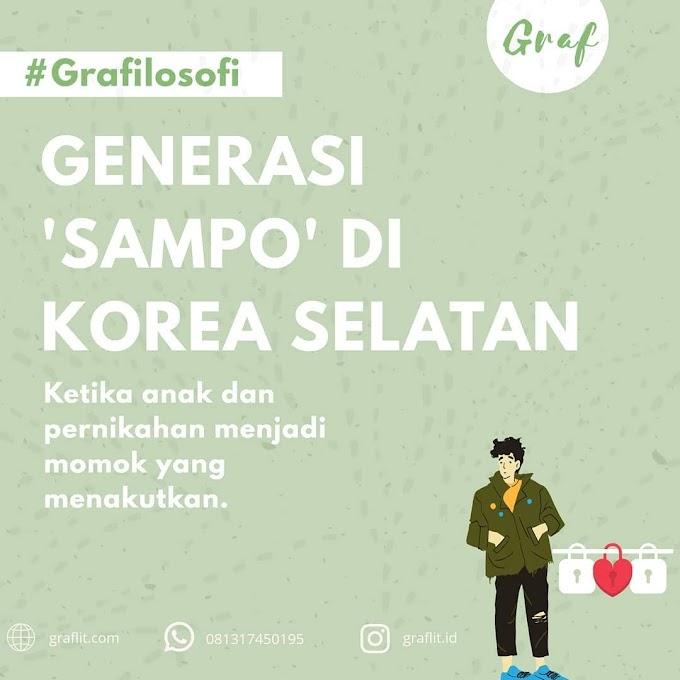 Fenomena Generasi Sampo Korea Selatan, Generasi yang Menolak Pernikahan