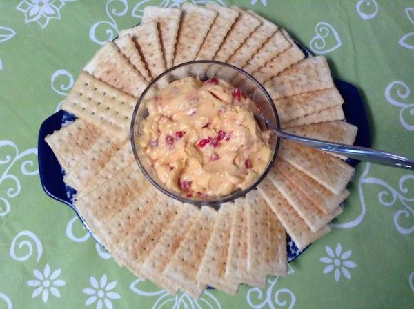 Mom's Pimento Cheese Spread Recipe