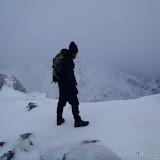 Scout Leaders Climb Snowdon