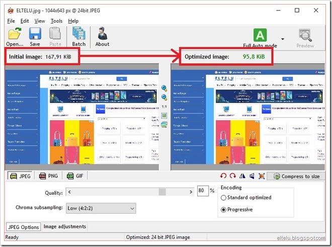 Software Gratis untuk Memperkecil Ukuran File Gambar