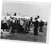 Военка, аэродром ХАИ, 1970 г.