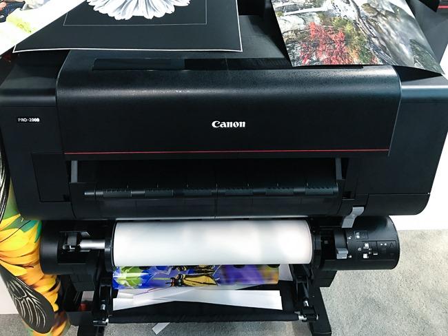 "Canon imagePrograf PRO-2000 24"" Fine Art Printer"