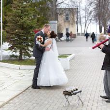 Wedding photographer Andrey Zakharischev (Fotosahar). Photo of 08.04.2017