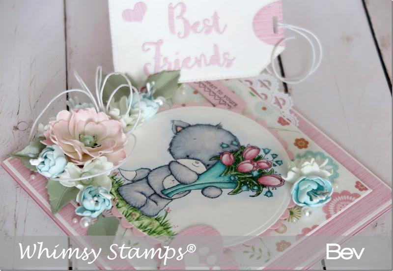 Bev-Rochester-whimsy-kitten-flowers5