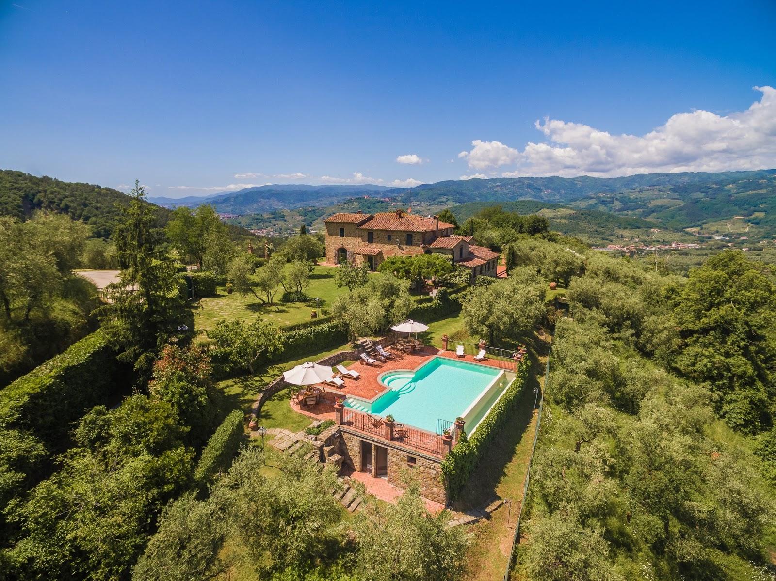 Villa Roncovisi_Monsummano Terme_1