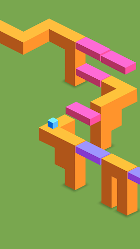 Flip Bridge : Perfect Maze Cross Run Game - screenshot