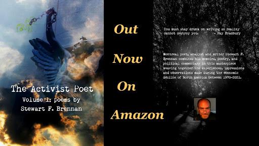 New Book: The Activist Poet