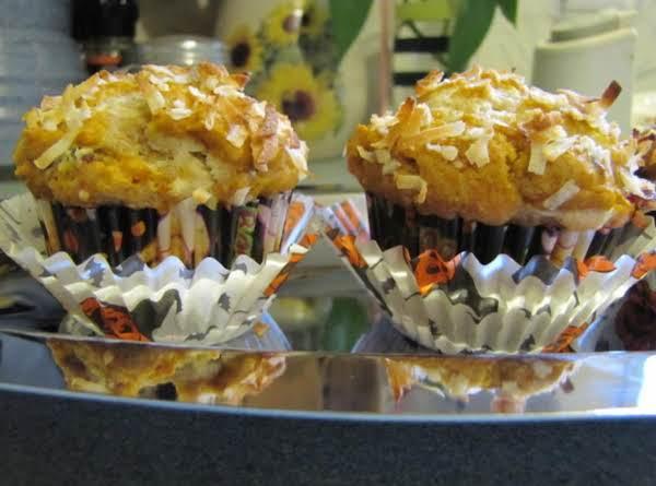 Jack'o Cran Muffins