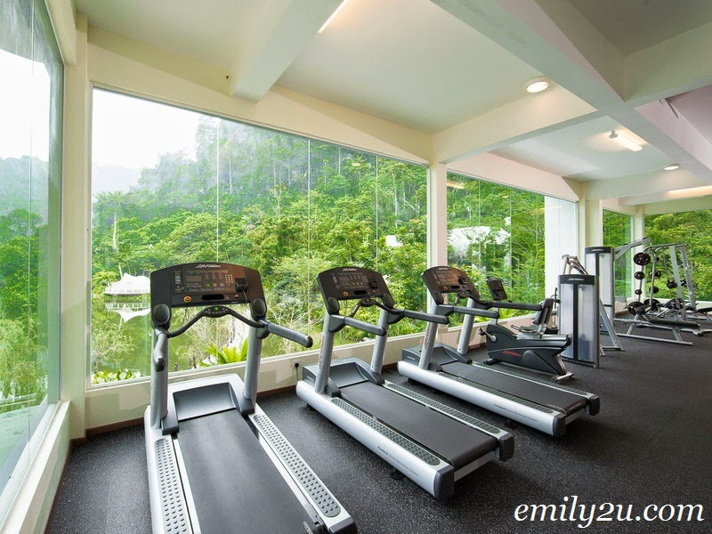Sweat It Out at The Haven's Clubhouse