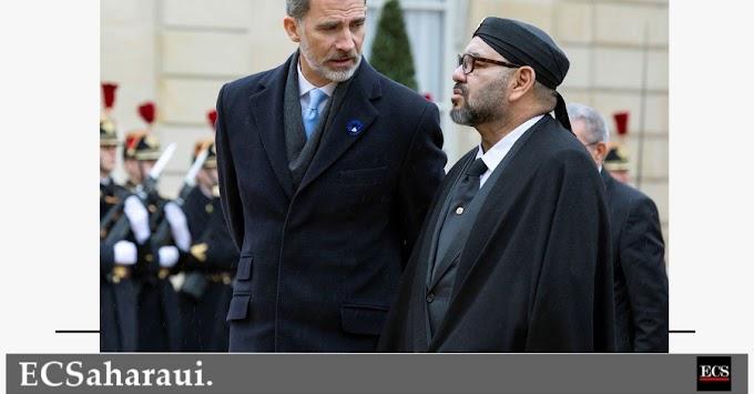 Marruecos; un tirano con el pueblo saharaui y una seria amenaza para España.
