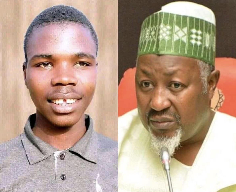 Sabi'u Ibrahim Chamo Jailed For Facebook Post Against Governor Badaru