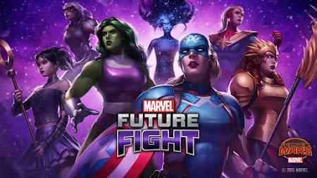 Marvel Future Fight - Terceira Capa
