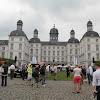 Schloss Bensberg Classics auf dem Innenhof des Schlosses.
