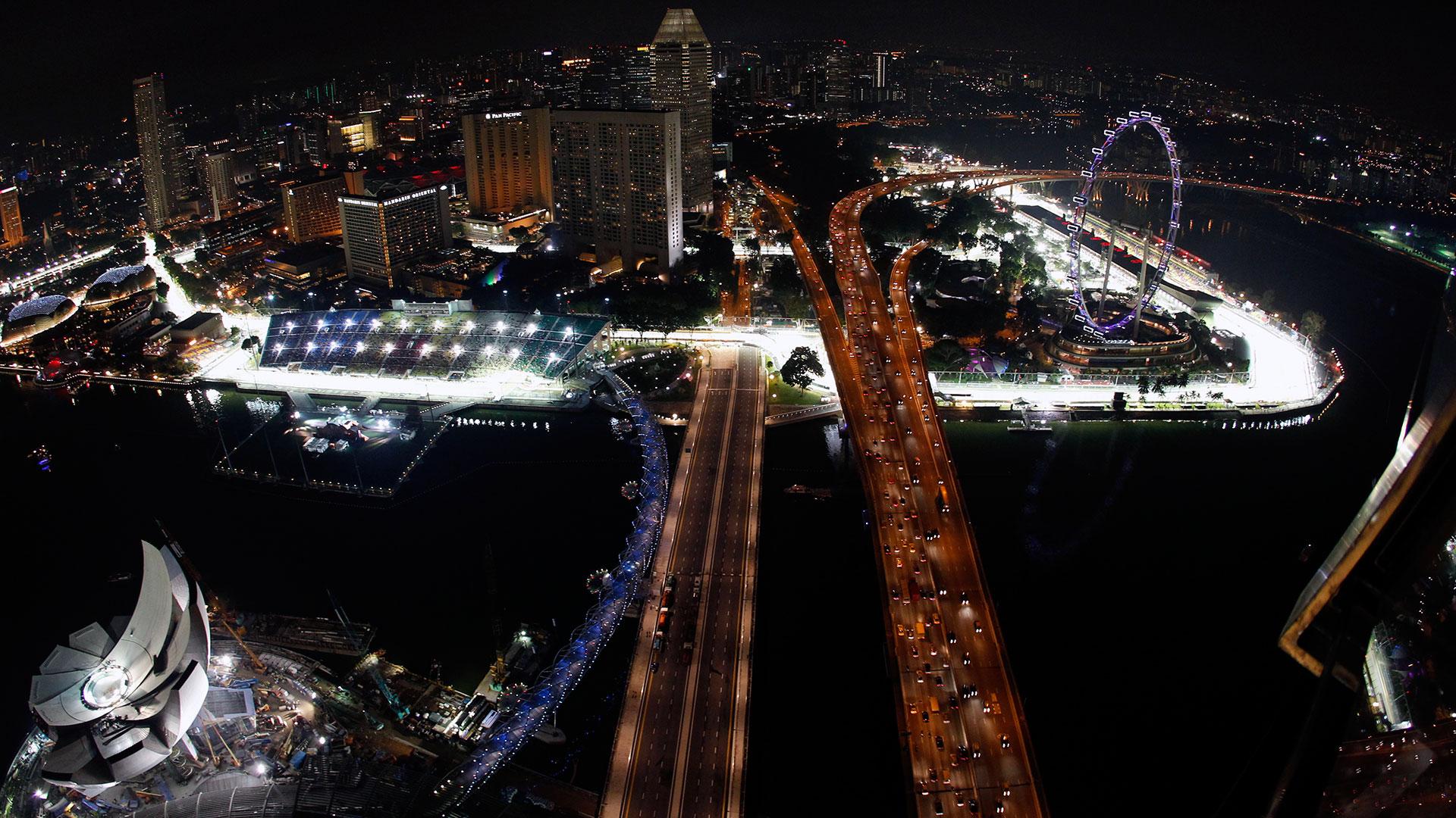 Grand Prix Events - Luxury Spectator Hospitality - F1 Tickets