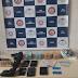 Polícia Militar prende integrantes de quadrilha que assaltava bancos