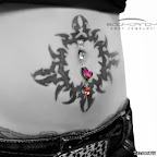 navel other tattoos - tattoos ideas