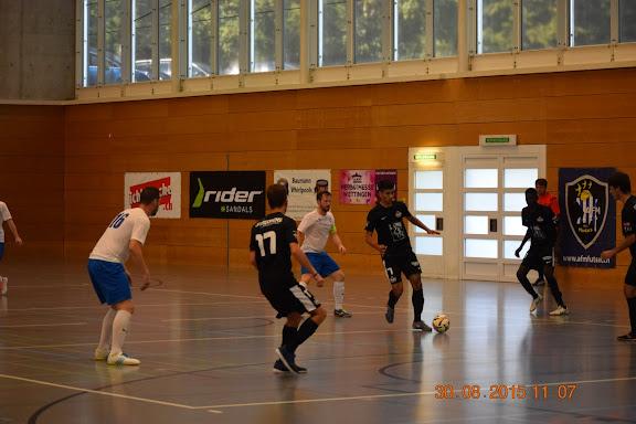 2015- 2. Internationaler Futsal Cup AFM Futsal Maniacs