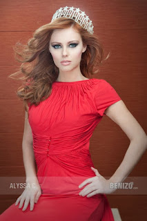 Alyssa Campanella ,Miss World, Miss California USA 2011,