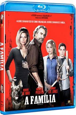 Filme Poster A Família BDRip XviD Dual Audio & RMVB Dublado