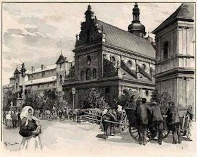 Львовский Бернардинский костел и монастырь