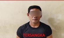 Breaking News : Kasatreskrim Polres Bengkayang Tangkap Pelaku Pemerkosa 10 Anak