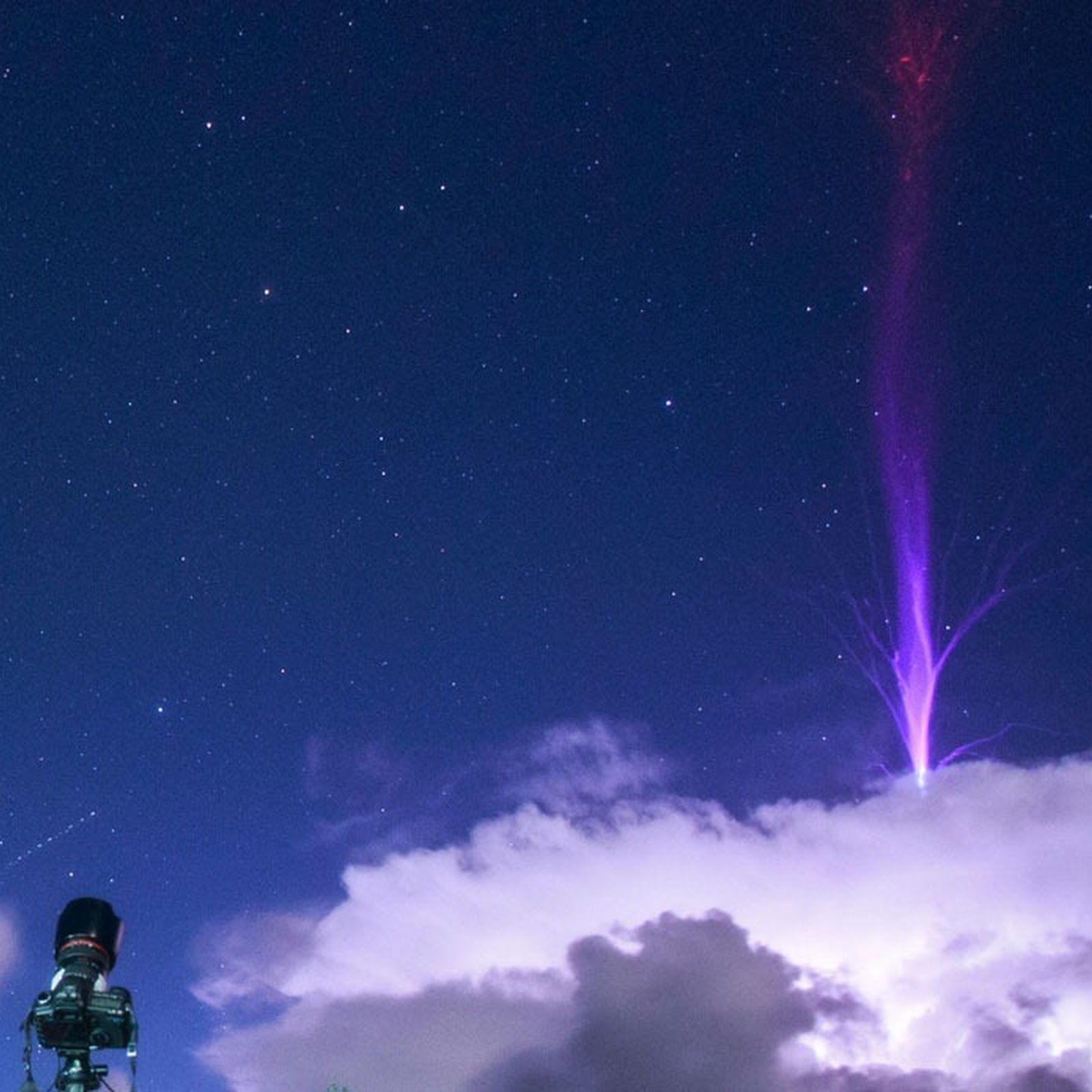 The Elusive Gigantic Jets of Lightning