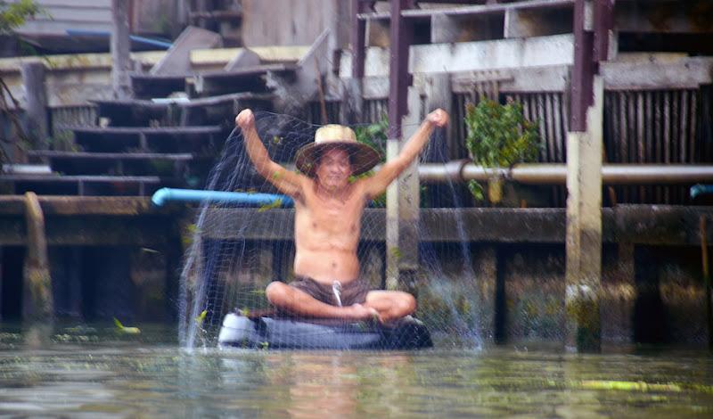 Damnoen Saduak Floating Market - 3. Ratchaburi Province