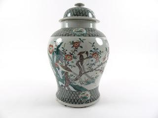 Sung Temple Jar