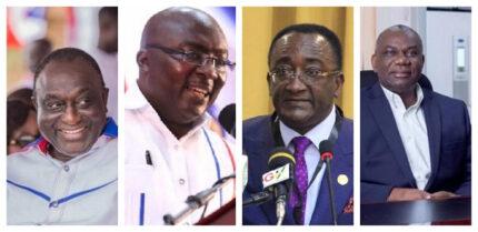 NPP presidential battle gets fierce ahead of primaries