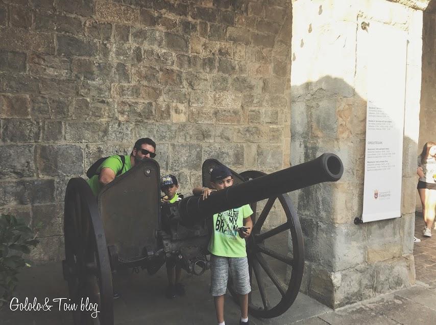visitar Pamplona con niños