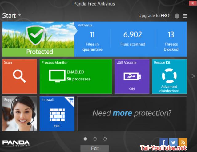 Các phần mềm diệt virus miễn phí cho máy tính Windows 10 + Hình 4
