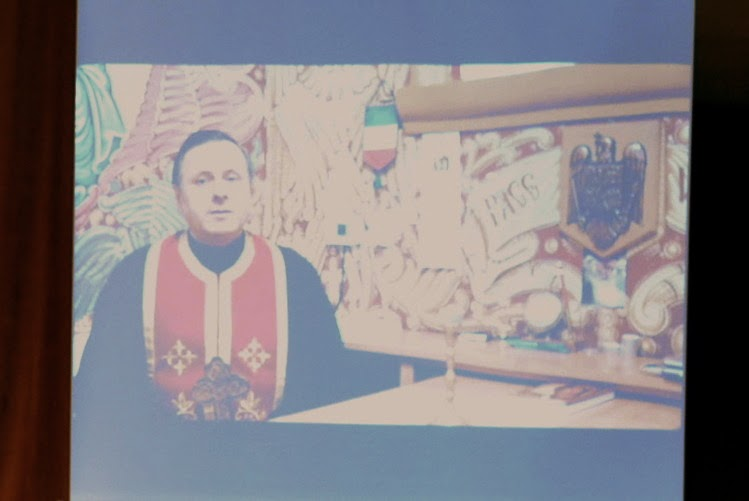 057 Avva Justin Parvu si Sfintii inchisorilor (Teatrul Luceafarul, Iasi, 2014.03.19)